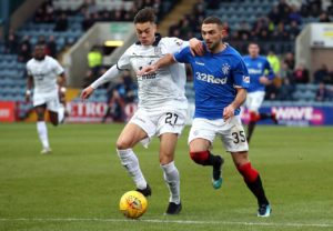 Dundee midfielder Jesse Curran admits Dens Park is a more joyful place after their recent run.