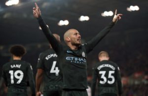Manchester City boss Pep Guardiola has confirmed that David Silva will be sidelined for a 'few weeks' with a hamstring injury.