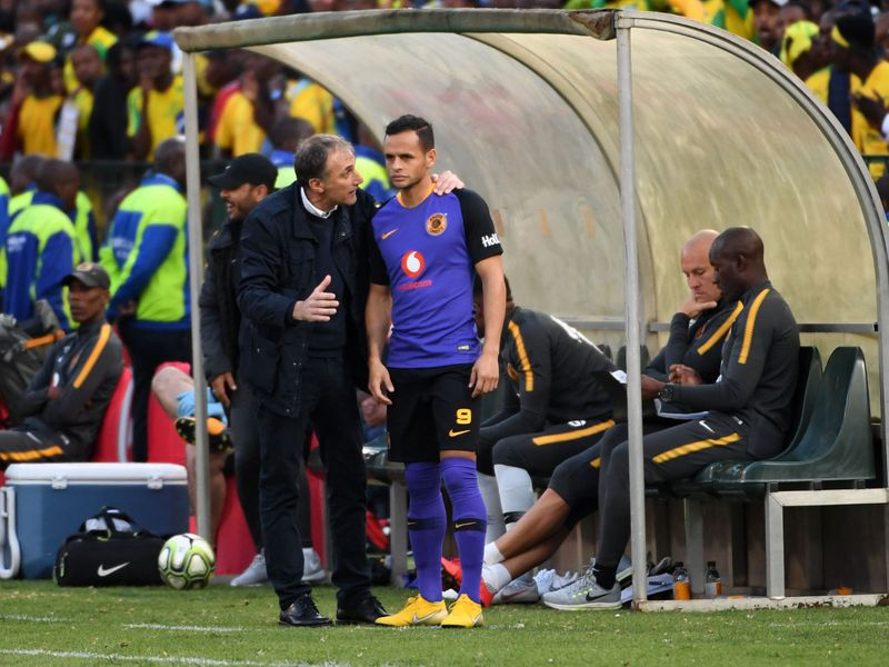 Kaizer Chiefs legend Mark Tovey says coach Giovanni Solinas will be judged on the basis of his results with the team and this could be significant in terms of his future.