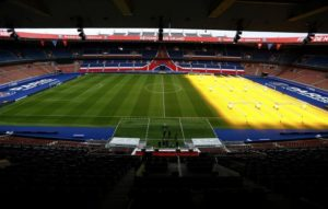 Paris Saint-Germain's Ligue 1 game against Montpellier on Saturday has been postponed amid security fears in the French capital.