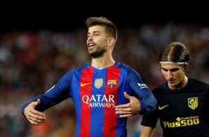 Barcelona veteran Gerard Pique is believed to be ready to announce he will retire from football at the end of the current campaign.