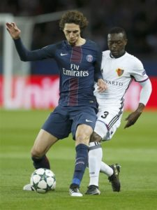 Barcelona are leading the race for Paris Saint-Germain contract rebel Adrien Rabiot and could land the midfielder in January.