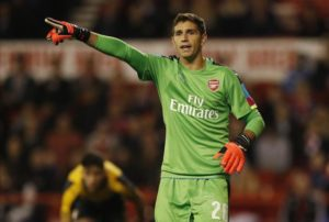 Ligue 1 side Rennes have reportedly made contact with Arsenal's third-choice goalkeeper Emi Martinez about a January move.