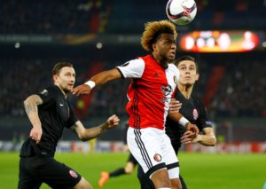Feyenoord midfielder Tonny Vilhena is believed to be attracting plenty of interest with Roma leading the chase for his signature.