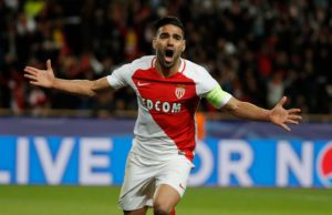 Wolves are being linked with a January move for Monaco's veteran striker Radamel Falcao.