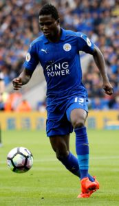 Leicester City have confirmed midfielder Daniel Amartey has signed a new three-and-a-half year contract.