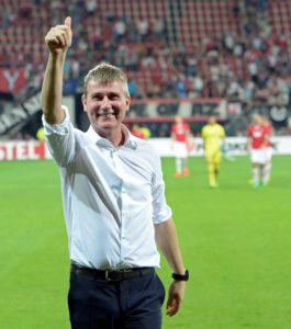 Future Ireland boss Stephen Kenny has warned his country's rising stars they must impress now in order to progress through the ranks.