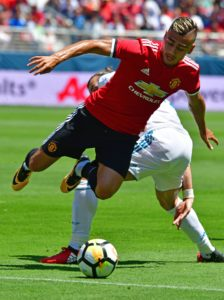 Andreas Pereira could be allowed to leave next month, with Arsenal and Chelsea showing an interest in the Manchester United star.