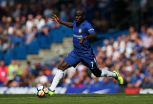 Maurizio Sarri has again defended his decision to play N'Golo Kante in a more advanced role as Chelsea prepare to face Brighton.