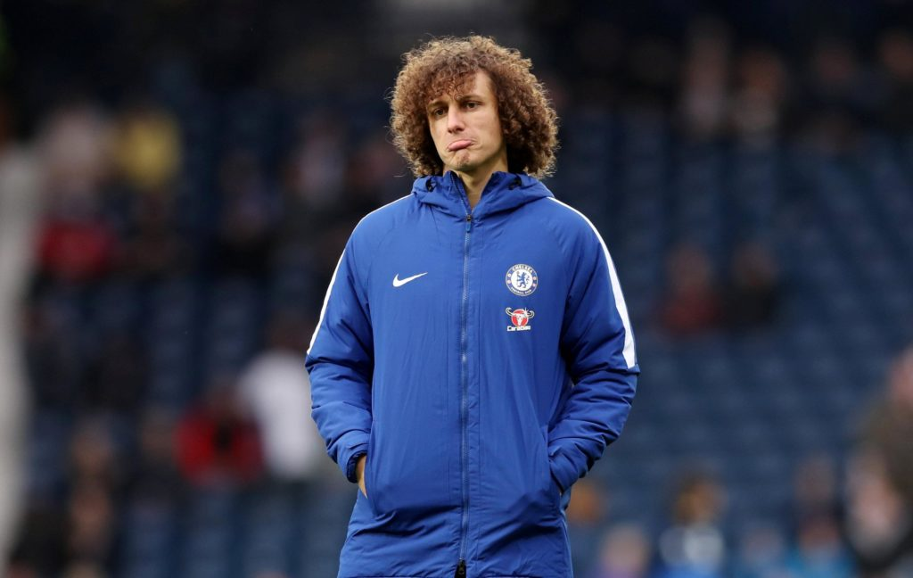 Jorginho and David Luiz are both expected to return to Chelsea's starting line-up for Saturday's visit of Manchester City.