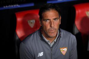 Eduardo Berizzo has been sacked as coach by Athletic Bilbao, with Gaizka Garitano named as his successor.