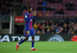 Barcelona boss Ernesto Valverde's recent comments regarding Ousmane Dembele suggest a January exit could be on the cards.