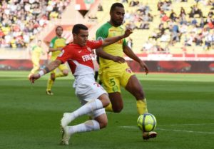 Rony Lopes insisted that he is 'very happy' at Monaco after signing a new deal to keep him at the French Ligue 1 outfit until 2022.