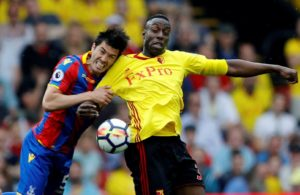 Monaco boss Thierry Henry is reportedly keen to sign Watford striker Stefano Okaka during the January transfer window.
