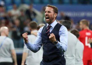 Manager Gareth Southgate is excited by the prospect of England playing the Netherlands in next summer's Nations League semi-finals.