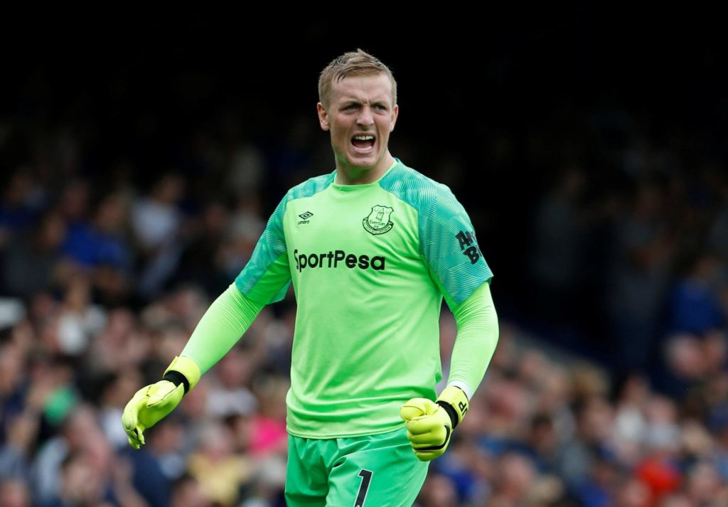 Marco Silva is confident Jordan Pickford will not dwell on his costly error against Liverpool and expects him to bounce back quickly.