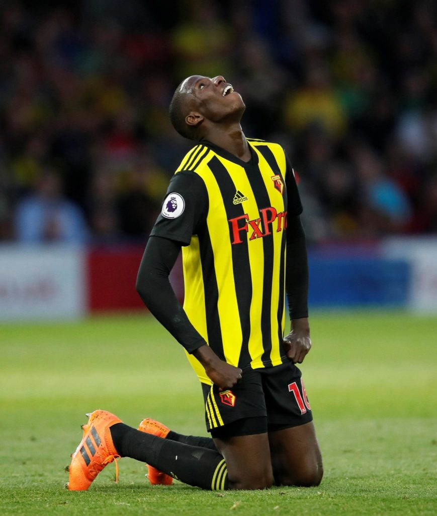 Watford could face a fight to keep hold of star man Abdoulaye Doucoure in January amid reports of interest from across Europe.