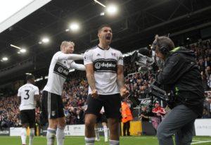 Claudio Ranieri says striker Aleksandar Mitrovic is not under any greater pressure to score because of Fulham's defensive struggles.