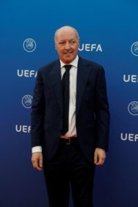 Inter Milan have appointed former Juventus CEO Giuseppe Marotta as their new chief executive officer of sport.