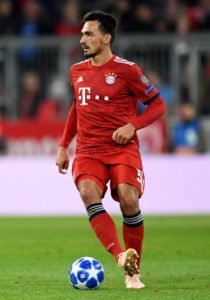 Bayern Munich sporting director Hasan Salihamidzic has ruled out the possibility of Mats Hummels leaving the club in January.