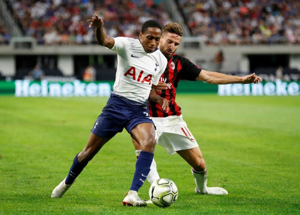 Mauricio Pochettino has ruled out the possibility of Kyle Walker-Peters being loaned out by Tottenham in the January transfer window.