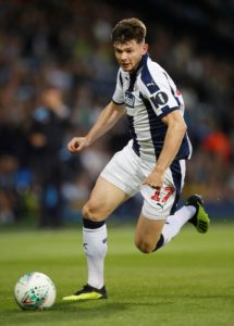West Brom boss Darren Moore admits he is willing to listen to loan offers for Oliver Burke next month.