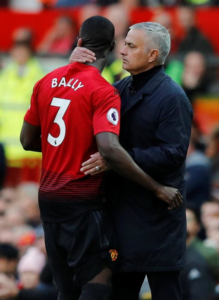 Eric Bailly was on Friday expected to learn if his injury curse has struck yet again following a scan on his calf.