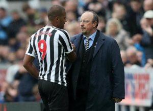 Rafael Benitez is optimistic Newcastle United can sign on-loan striker Salomon Rondon permanently.