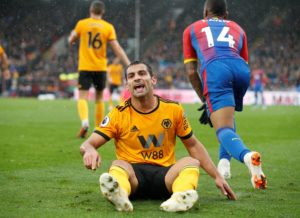 Jonny Castro Otto is not planning to join Wolves on a permanent basis and will instead return to Atletico Madrid in the summer.