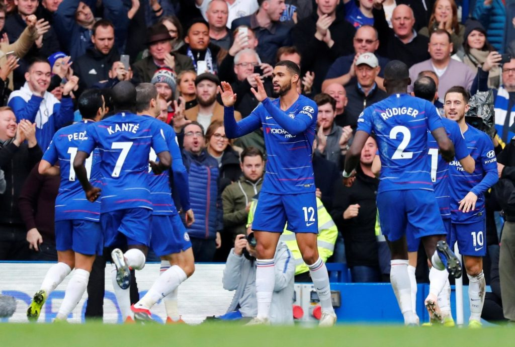 Midfielder Ruben Loftus-Cheek is determined to impress Maurizio Sarri when given an opportunity in any competition.