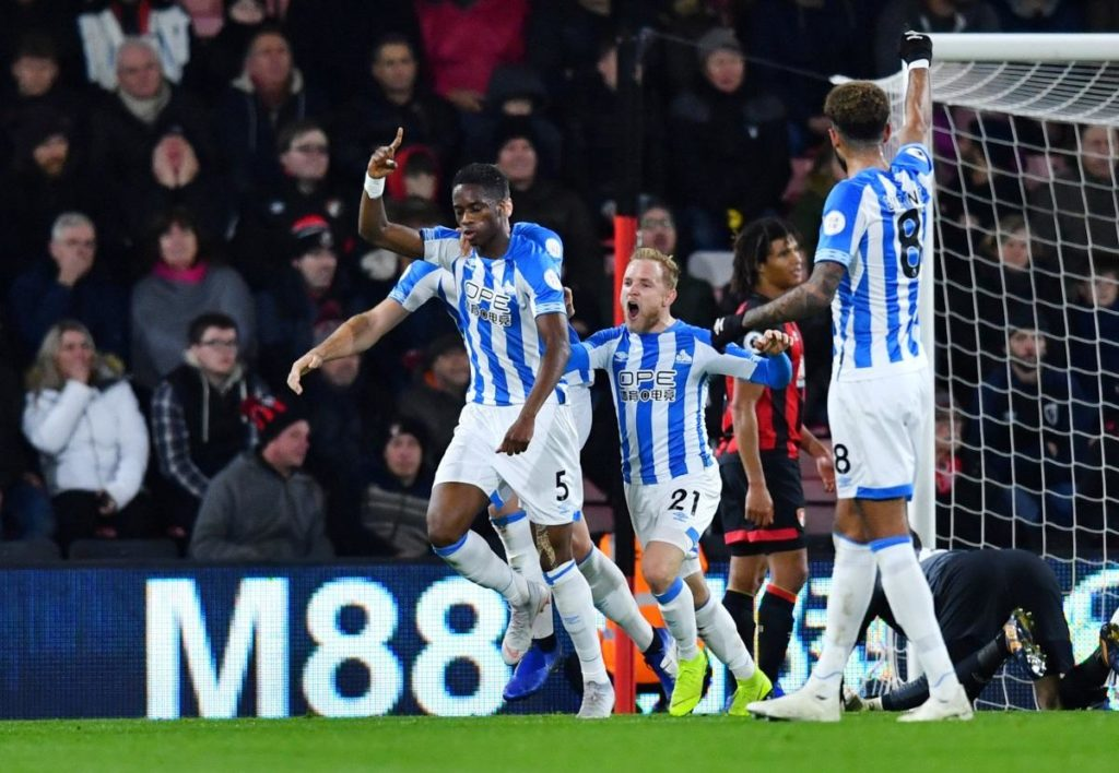 Terence Kongolo is fit for Huddersfield's Premier League trip to Arsenal on Saturday despite suffering from fatigue in midweek.