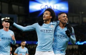 Manchester City secured top spot in Champions League Group F with a come-from-behind 2-1 win against Hoffenheim at the Etihad Stadium.