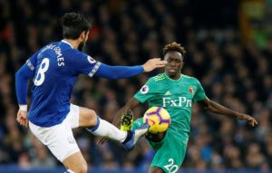 Domingos Quina has been boosted by Javi Gracia's praise as he hopes to retain his place in the Watford team for the visit of Cardiff.