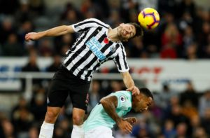 Newcastle have defender Fabian Schar back fit and available for Saturday's trip to Huddersfield Town.