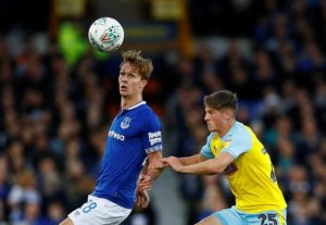 Everton midfielder Kieran Dowell has reportedly emerged as a January transfer target for Rangers.