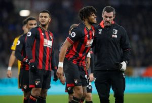 Eddie Howe is hopeful that the back problem which Tyrone Mings suffered in Bournemouth's defeat at Wolves is 'nothing too serious'.