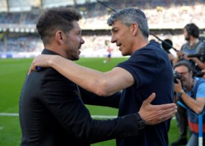 Real Sociedad have appointed B team boss Imanol Alguacil as their new coach after sacking Asier Garitano.
