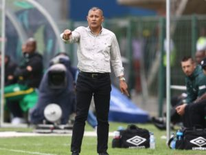 AmaZulu coach Cavin Johnson was not impressed with Highlands Park's defensive approach after the two teams played out to a goalless draw in Durban on Saturday.