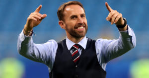We live in a world where Gareth Southgate is distancing himself from the Manchester United job.