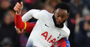 Georges-Kevin Nkoudou has left Tottenham for Besiktas.