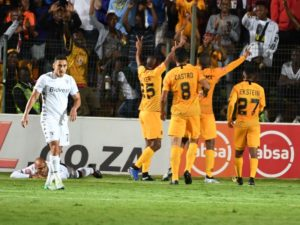 Former Kaizer Chiefs defender Cyril Nzama isn't ready to count out his old team yet and reckons they could still make their presence felt in the Premier Soccer League race.