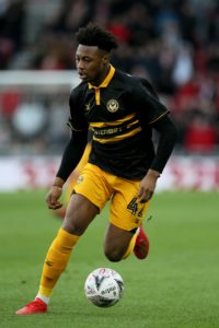 Newport must replace loan signing Antoine Semenyo at home to Port Vale.