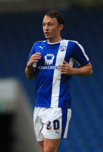 Deadline-day signing Kristian Dennis could make his Grimsby debut when they face Newport in League Two on Saturday.