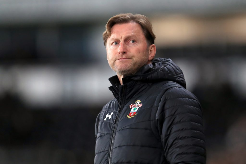 Ralph Hasenhuttl has warned his players to focus on their own job of getting out of the relegation zone rather than worry about anyone else.