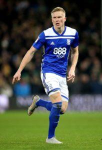 Birmingham's Kristian Pedersen is suspended for the visit of Nottingham Forest.