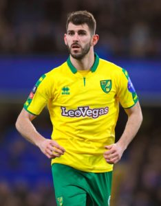 Reading have completed the signing of Norwich striker Nelson Oliveira on loan until the end of the season.