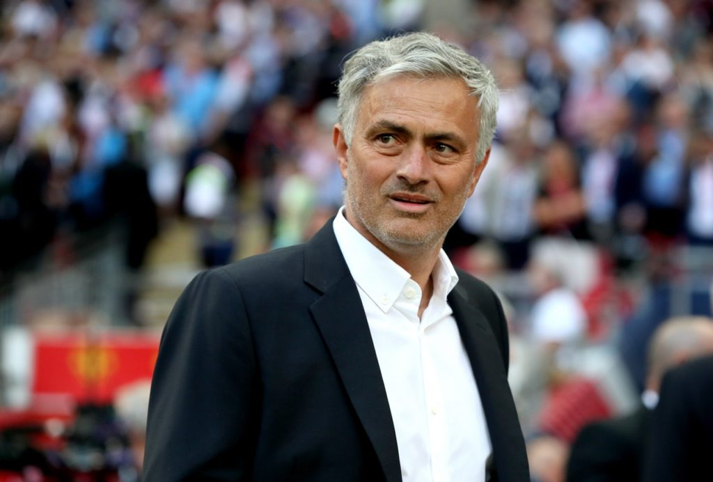 Jose Mourinho has hinted he would be open to a return to Real Madrid following his departure from Manchester United.