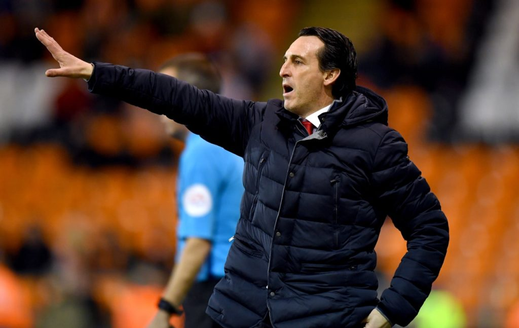 Arsenal boss Unai Emery expects a tough challenge when he takes his side to the London Stadium on Saturday lunchtime.