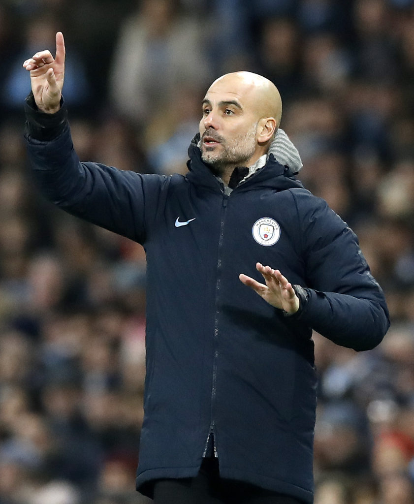 Pep Guardiola is happy for the 'dream' of a warm-weather training camp to wait as Manchester City pursue glory on four fronts.