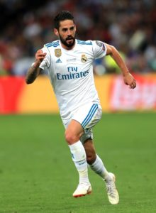 Santiago Solari again defended his decision to leave Isco out of his side as Real Madrid fought out a 2-1 win over Real Betis.